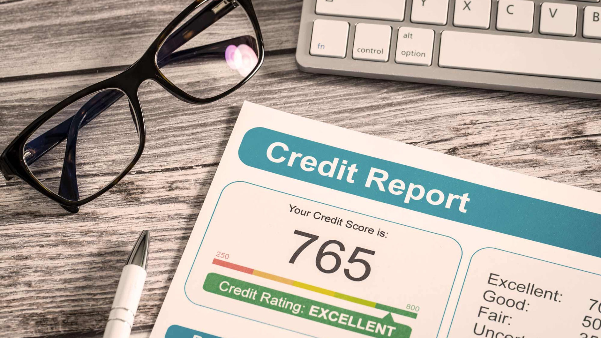 How Does a Credit Score Work?